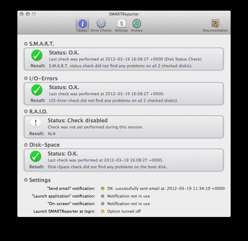 SSDReporter 1.5.6 Mac 破解版 固态硬盘健康检查工具