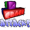 icon crack attack